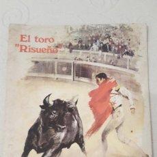 Libros: COLECCION PRESTIGIO Nº 4 EL TORO RISUEÑO EDITA LAIDA, 1970. Lote 69776209