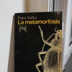 Libros: LA METAMORFOSIS, FRANZ KAFKA. ALIANZA EDITORIAL 1966. Lote 69878841