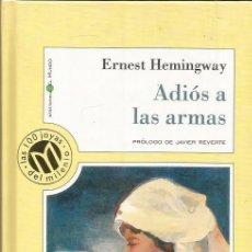Libri di seconda mano: ADIÓS A LAS ARMAS - HEMINGWAY,ERNEST. Lote 69940219