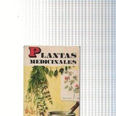 Libros: PLANTAS MEDICINALES. Lote 70214074