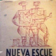 Libros: NUEVA ESCUELA DE ARTE DEL URUGUAY. PINTURA Y ARTE CONSTRUCTIVO. JOAQUÍN TORRES GARCÍA.. Lote 70532929