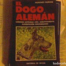 Libros: EL DOGO ALEMÁN . Lote 71201969