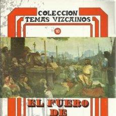 El fuero de Vizcaya - Celaya, Adrian