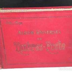 Libros: 8292 - ÁLBUM UNIVERSEL DE TIMBRES-POSTE. ARTHUR MAURY. SIGLO XIX.. Lote 72738383