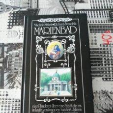 Libros: MARIENBAD. VLADIMIR KRIZEK, RICHARD SVANDRLIK.. Lote 74248179