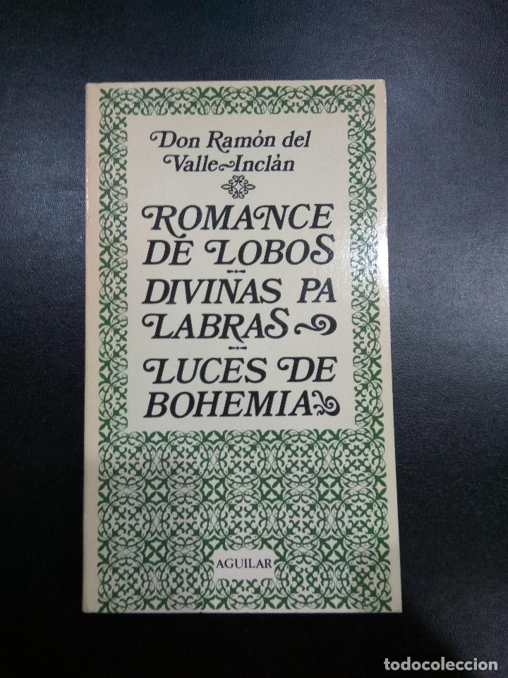 Libros: Don ramon del valle-inclan 5 obras - Foto 1 - 74681795