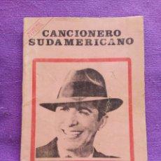 Libros: CANCIONERO SUDAMERICANO. CARLOS GARDEL. 59 PAGINAS . Lote 75483766