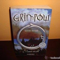 Libros: GRIMPOW. EL CAMINO INVISIBLE - RAFAEL ÁBALOS. Lote 75500831