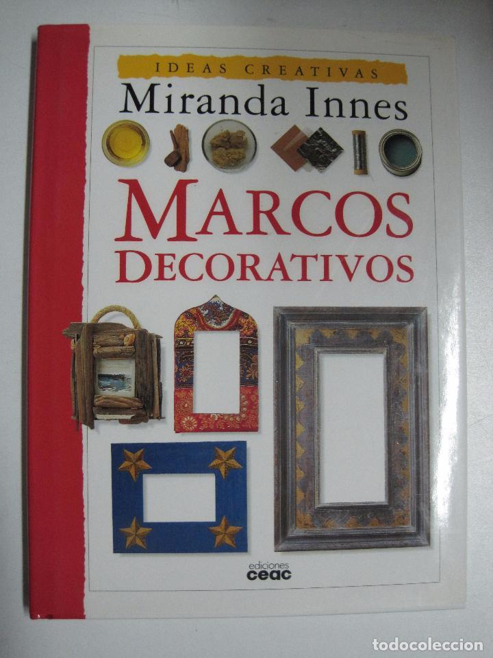 marcos decorativos (ideas creativas) / miranda - Comprar Libros sin ...