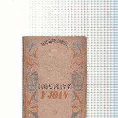 Libros: DARBY Y JOAN. Lote 76006470