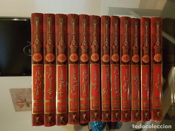 Libros: Colección completa La Gran Aventura 12 tomos , ediciones rueda - Foto 2 - 76668771