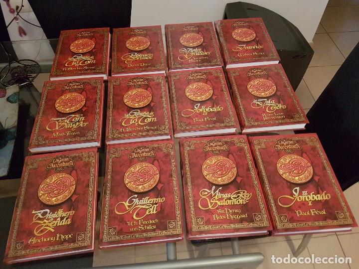 Libros: Colección completa La Gran Aventura 12 tomos , ediciones rueda - Foto 4 - 76668771