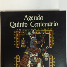 Libros: AGENDA - QUINTO CENTENARIO -1990 , CON ILUSTRACIONES Y FOTOGRAFIA . . Lote 76801267