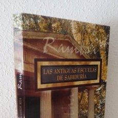 Libros: RAMTHA: LAS ANTIGUAS ESCUELAS DE SABIDURÍA (ARKANO BOOKS) (CB). Lote 76913107