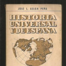 Libros - HISTORIA UNIVERSAL Y DE ESPAÑA - 79233373