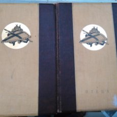 Libros: HISTORIA DE LAS CRUZADAS, 2 TOMOS,J.F.MICHAUD UTEHA,ILUSTRADO DORE FANTASTICA EDICION DE LUJO. Lote 79554453