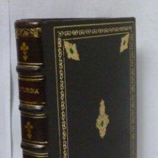 Libros: LITURGIA I ESPIRITUALITAT. Lote 79083665