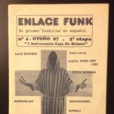 Libros: ENLACE FUNK Nº 4 1997. Lote 225382838