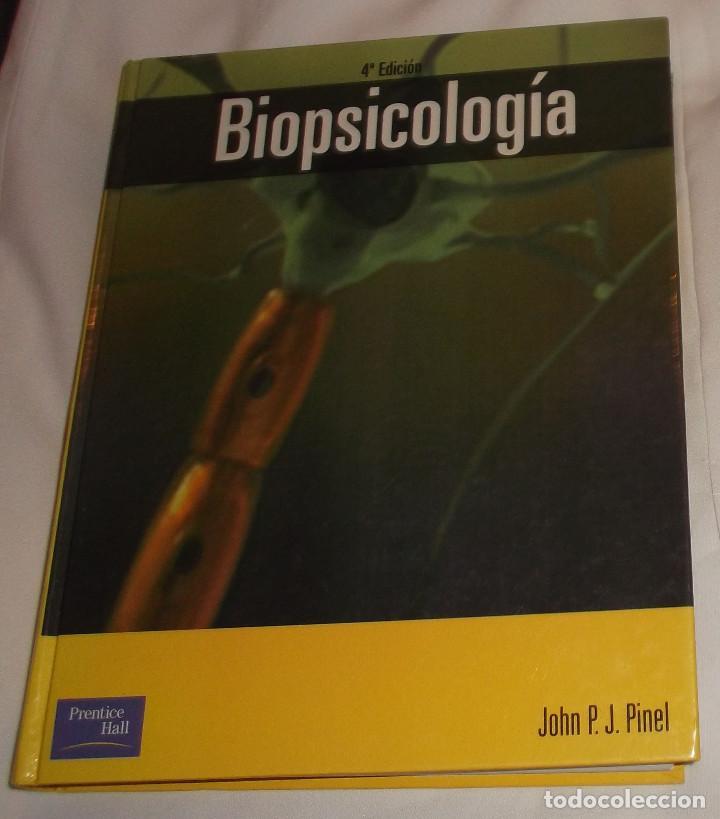 Biopsicologia Pinel Ebook