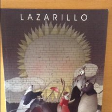 Libros: REVISTA LAZARILLO Nº25 AÑO 2011 - EL CORAZÓN DEL BOSQUE -. Lote 80370961