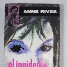 Libros: EL INCIDENTE. Lote 80455909