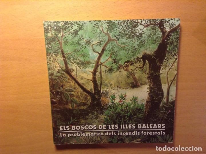 ELS BOSCOS DE LES ILLES BALEARS. LA PROBLEMATICA DELS INCENDIS FORESTALS (Libros sin clasificar)