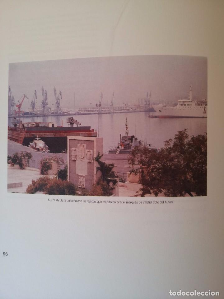 Libros: EL PUERTO DE MALAGA - 30 SIGLOS DE VIDA, 400 AÑOS DE HISTORIA 1588-1988 - MALAGA 1988 - Foto 6 - 96299950