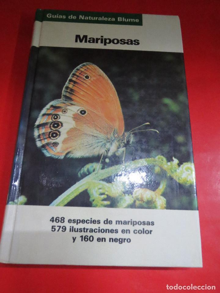 mariposas guias de la naturaleza blume 1990. - Comprar