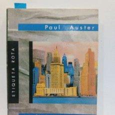Libros: LA CIUDAD DE CRISTAL - AUSTER, PAUL. Lote 81777070