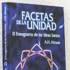 Libros: ALMAAS, A. H.: FACETAS DE LA UNIDAD. EL ENEAGRAMA DE LAS IDEAS SANTAS (LA LIEBRE DE MARZO) (CB). Lote 81963808