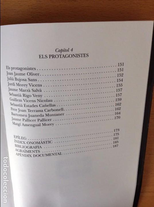 Libros: EL MOVIMENT OBRER A CALVIÀ (1923 - 1936) - MANEL SUAREZ - - Foto 6 - 163506061