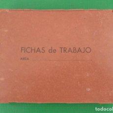 Libros: FICHAS DE BRICOLAGE. Lote 83115416