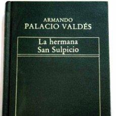 Libros: LA HERMANA SAN SULPICIO. Lote 84543976