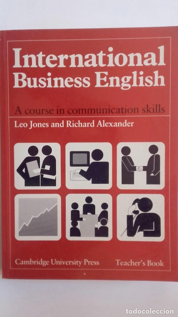 New International Business English Teachers Book