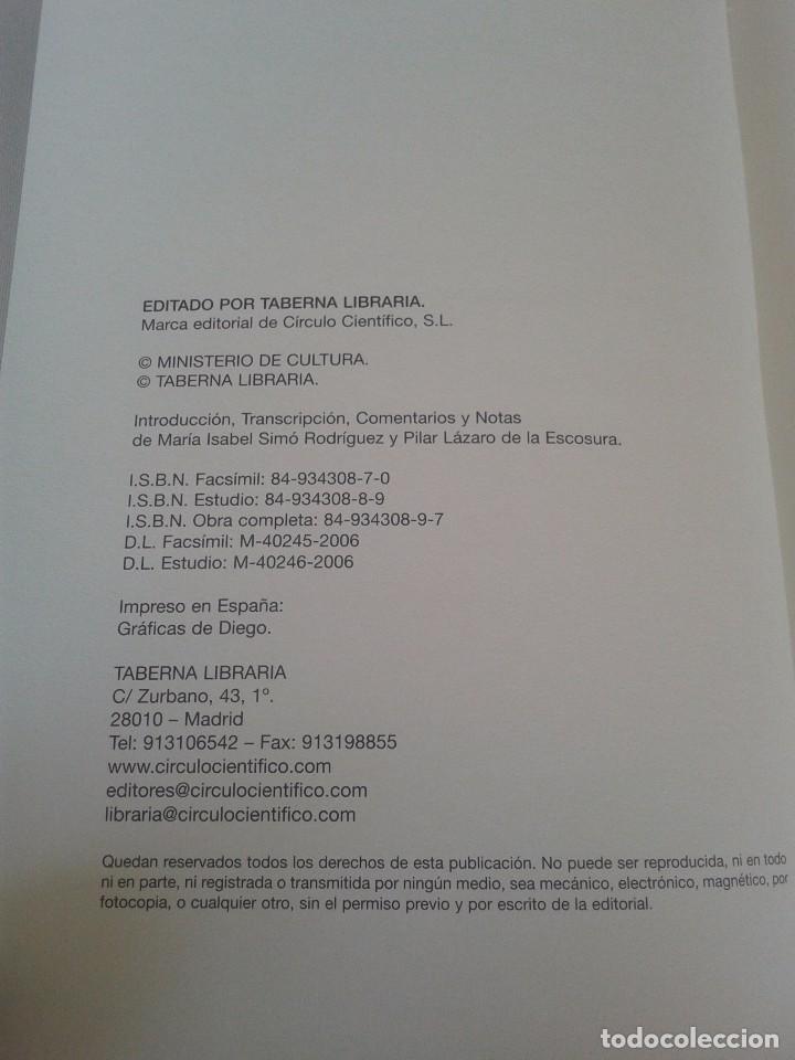 Libros: CARTAS AUTOGRAFAS DE CRISTOBAL COLON - ARCHIVO GENERAL DE INDIAS -- EDICION CONMEMORATIVA -- - Foto 5 - 85066320