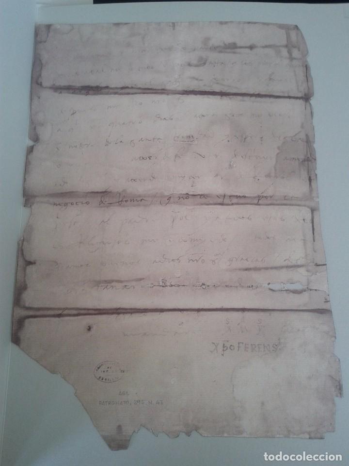 Libros: CARTAS AUTOGRAFAS DE CRISTOBAL COLON - ARCHIVO GENERAL DE INDIAS -- EDICION CONMEMORATIVA -- - Foto 9 - 85066320
