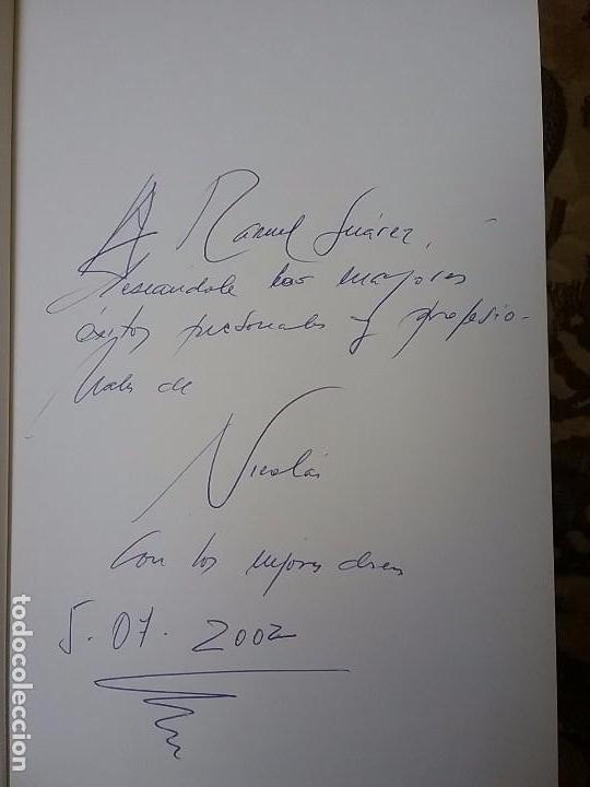 Libros: Del hotel Martianez al Hotel Taoro, de Nicolás González Lemus. Dedicado (Canarias, turismo) - Foto 3 - 85331736