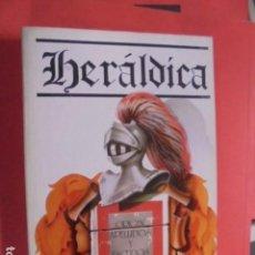 Libros: HERALDICA - ORIGEN APELLIDOS ESCUDOS - TELLO - ILUSTRADO - STOCK DE LIBRERIA SIN USAR JAMAS. Lote 86170512