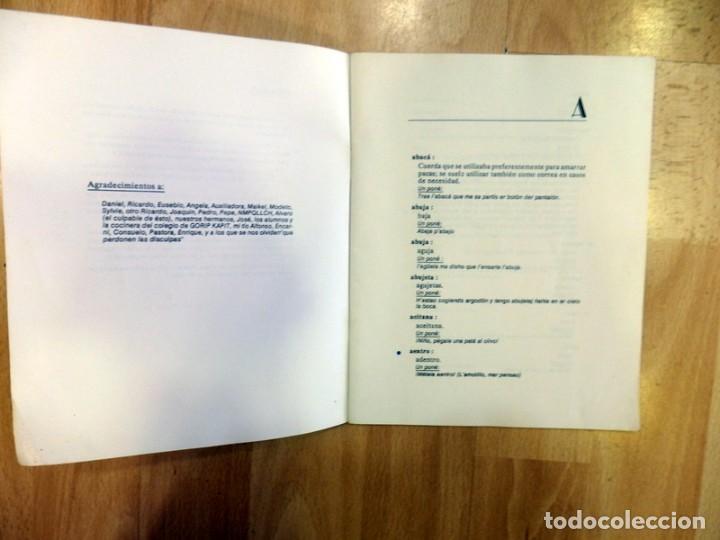 Libros: DICCIONARIO AGROPÓ - Federico Núñez Múñoz y Eduardo Caballero Escribano, no me pises que llevo chanc - Foto 2 - 86222956