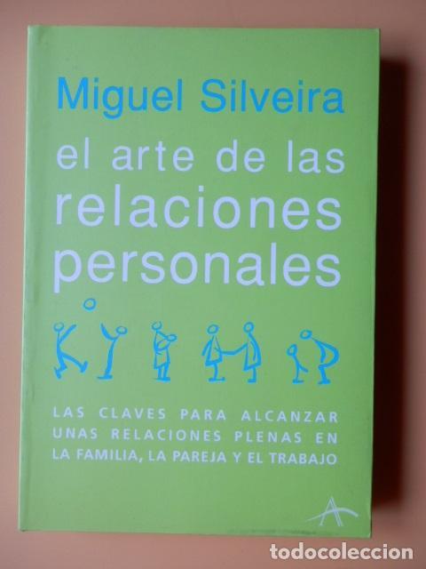 el arte de las relaciones personales. las clave - Comprar Libros sin ...