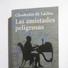 Libros - Las Amistades Peligrosas - Pierre-Ambroise-François Choderlos de Laclos - 73617099
