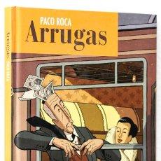 Libros: ROCA, FRANCISCO: ARRUGAS (ASTIBERRI) (CB). Lote 87026640