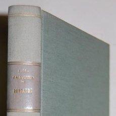 Libros: RETRATOS. INTRODUCCIÓN. REGOYOS. BAROJA. UNAMUNO. ORTEGA Y GASSET. BÉCHER. EPÍLOGO - SALAVERRIA, JOS. Lote 49111455
