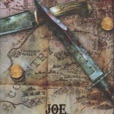 Libros: TIERRAS ROJAS DE JOE ABERCROMBIE - ALIANZA EDITORIAL, 2016 (NUEVO). Lote 134900562