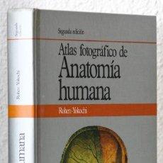 Libros: ROHEN-YOKOCHI: ATLAS FOTOGRÁFICO DE ANATOMÍA HUMANA (DOYMA) (CB). Lote 87600408