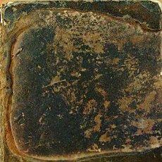 Libros: MANUAL DE MADRID. DESCRIPCION DE LA CORTE Y DE LA VILLA. - MESONERO ROMANOS, RAMÓN DE. Lote 52274128