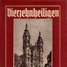 Libros: VIERZEHNHEILIGEN - NO CONSTA AUTOR. Lote 88152431