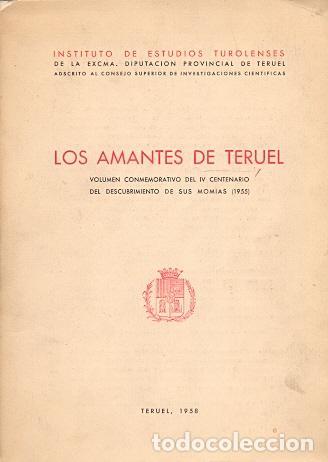 LOS AMANTES DE TERUEL - VARIOS AUTORES (Libros sin clasificar)