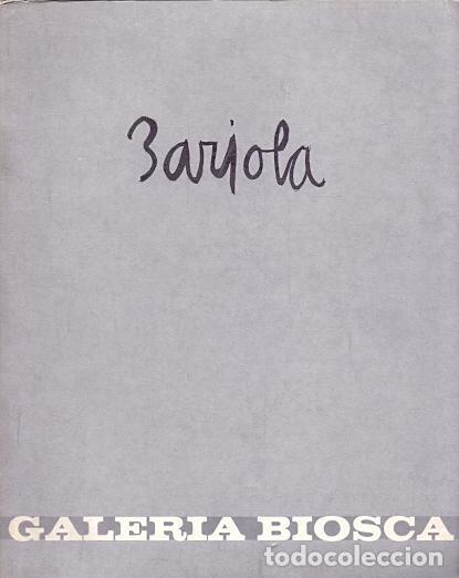 BARJOLA - NO CONSTA AUTOR (Libros sin clasificar)