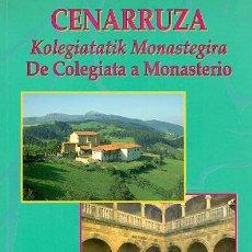 Libros: CENARRUZA - NO CONSTA AUTOR. Lote 88217004
